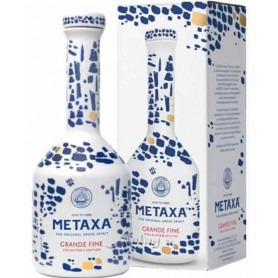 METAXA BRANDY GRANDE FINE COLLECTOR'S EDITION CL.70