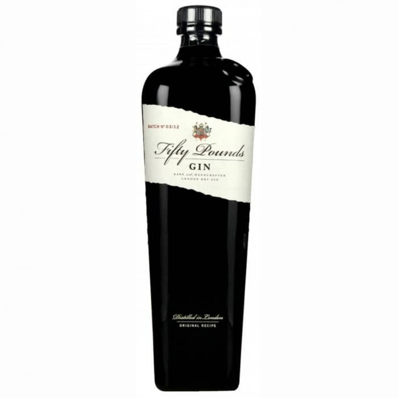 GIN FIFTY POUNDS CL.70