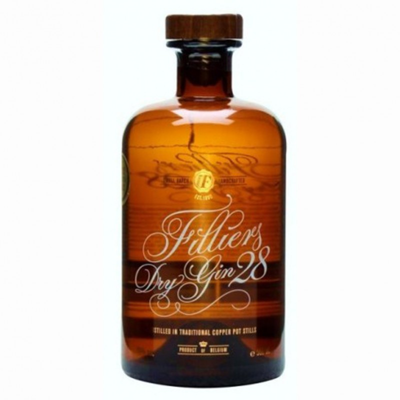 GIN FILLIERS 28 PREMIUM DRY GIN CL.50