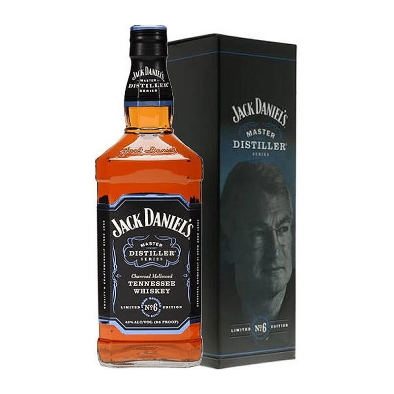 WHISKY JACK DANIEL'S MASTER DISTILLER SERIES N°6 LT.1