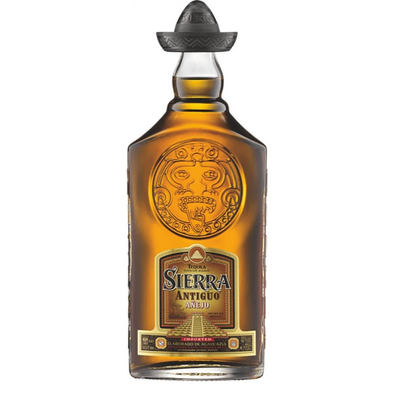 TEQUILA SIERRA ANTIGUO ANEJO CL.70
