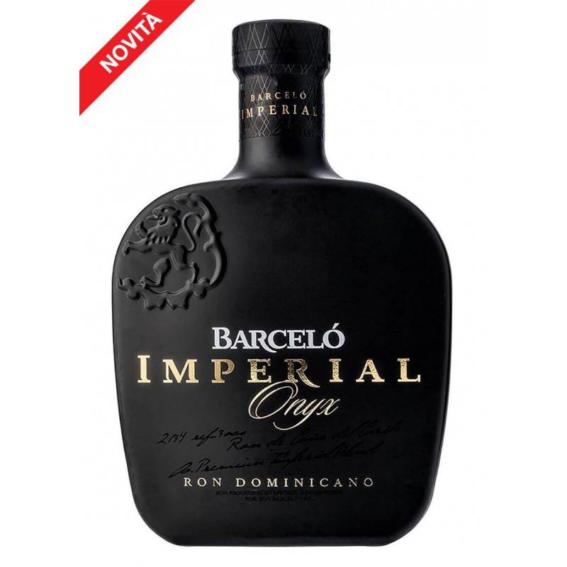 RHUM BARCELO' IMPERIAL ONYX CL.70 MIT FALL