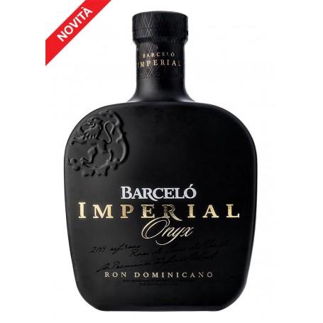 RHUM BARCELO' IMPERIAL ONYX CL.70 MIT FALL
