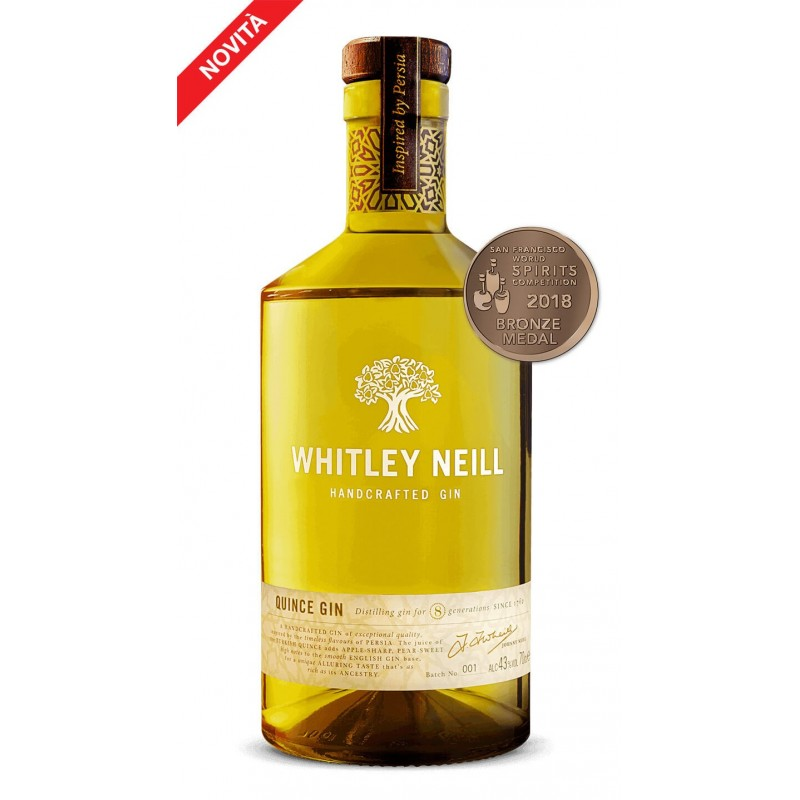 GIN WHITLEY QUINCE CL.70