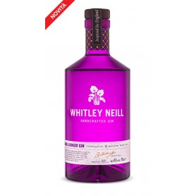 GIN WHITLEY RHUBARB & GINGER CL.70