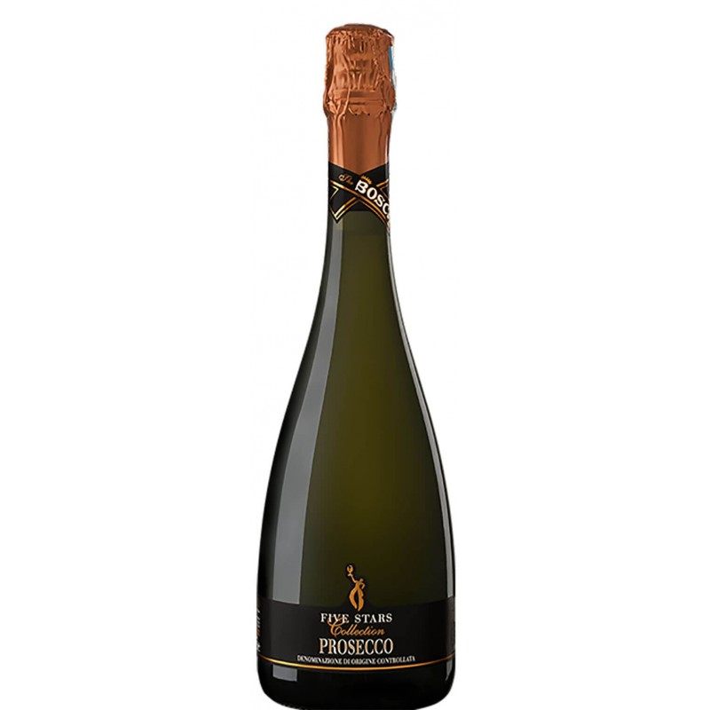 PROSECCO BOSCA FIVE STARS DOC CL.75