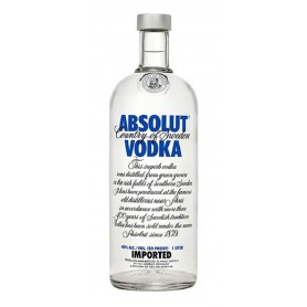 VODKA ABSOLUT BLUE LT.1