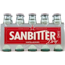 APERITIFT SANBITTER TROCKEN CL.10 X 10 BT.