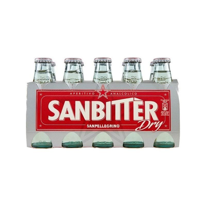 APERITIVO SANBITTER DRY CL.10 X 10 BT.