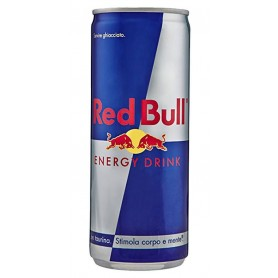 RED BULL LATTINA ENERGY DRINK CL.25