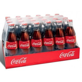 COCA COLA CL.33 x 24 BT. GLASS