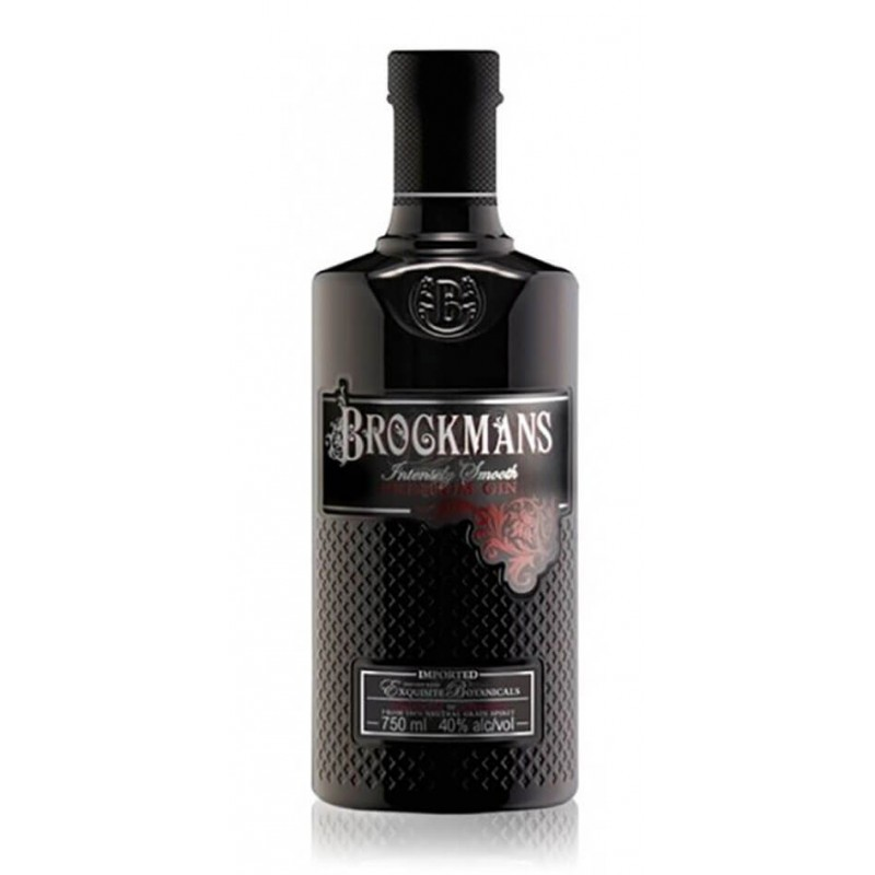 GIN BROCKMANS INTENSLY SMOOTH CL.70