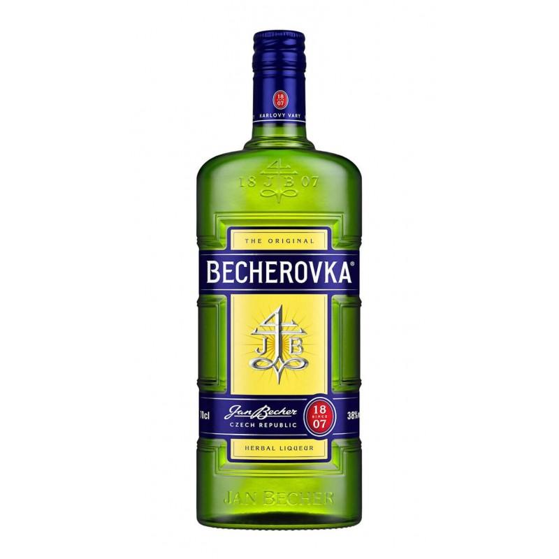 LIQUEUR BECHEROVKA KARLOVARSKA CL.70