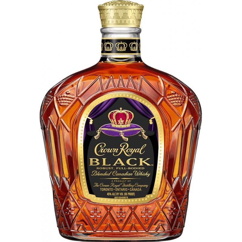 WHISKY CROWN ROYAL BLACK LT.1