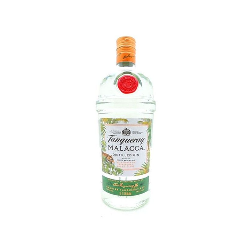 GIN TANQUERAY MALACCA LIMITED EDITION 2018 LT.1