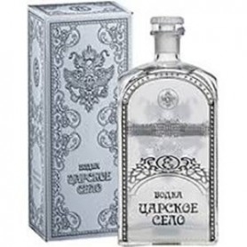 VODKA TSARSKAYA CZAR'S VILLAGE SUPER PREMIUM CL.70 WITH CASE