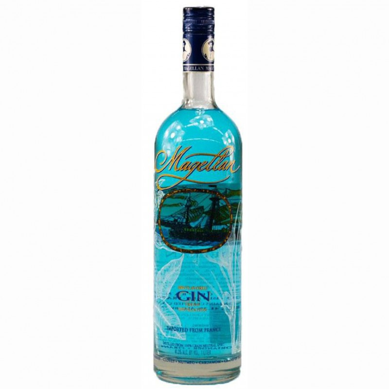 GIN MAGELLAN THE ORIGINAL BLUE IRIS FLAVORED LT.1