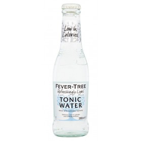 BIBITA FEVER TREE REFRESHINGLY LIGHT INDIAN TONIC WATER CL.20 X 24 BT.