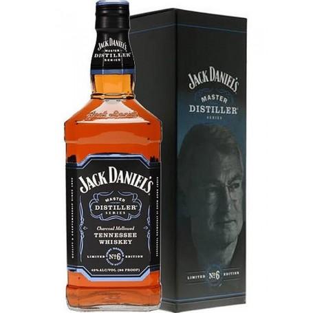 WHISKY JACK DANIEL'S MASTER DISTILLER SERIES N°6 CL.70