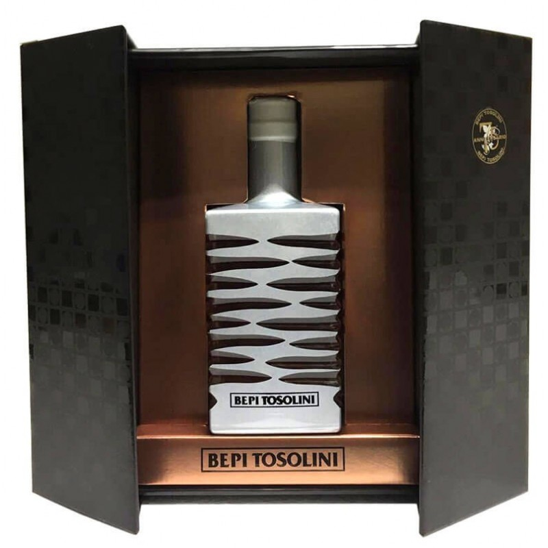 GRAPPA BEPI TOSOLINI SMOKED LIGHT CL.70 CON ASTUCCIO