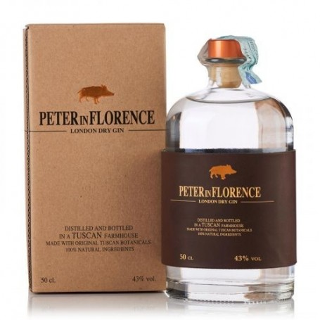 GIN PETER IN FLORENCE CL.50