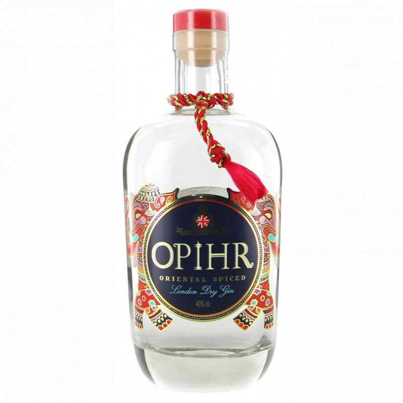 GIN OPHIR ORIENTAL SPICED LONDON DRY CL.70