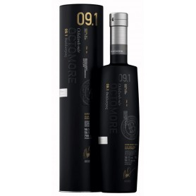 WHISKY BRUICHLADDICH OCTOMORE 9.1 ISLAY SINGLE MALT 156 ppm 59,1 % CL.70