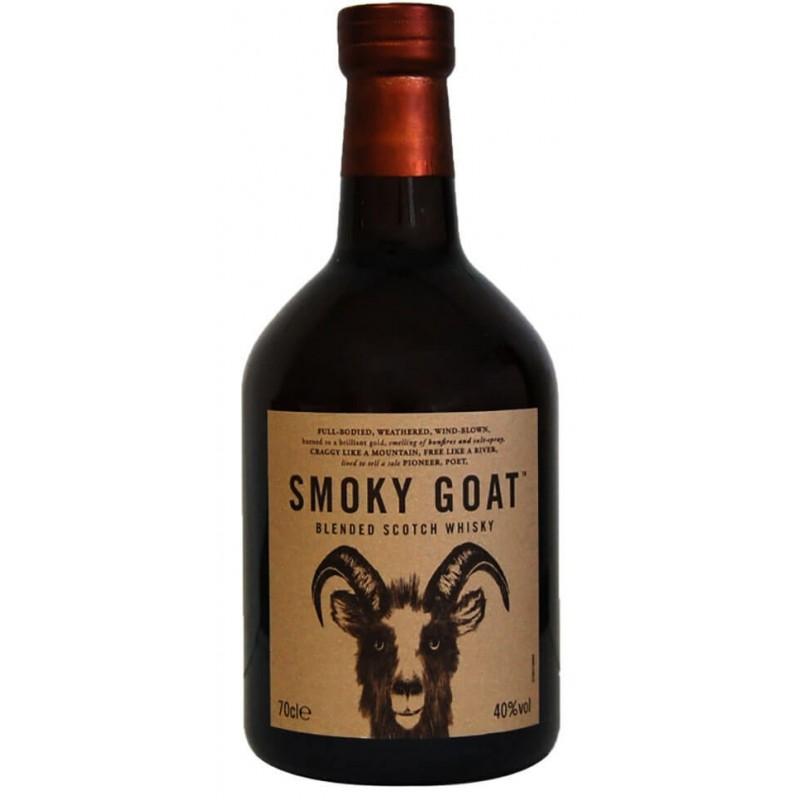 WHISKY SMOKY GOAT CL.70