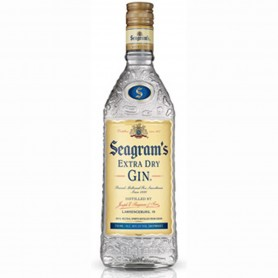 GIN SEAGRAM'S EXTRA DRY CL.70