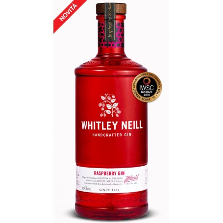 GIN WHITLEY RASPBERRY CL.70