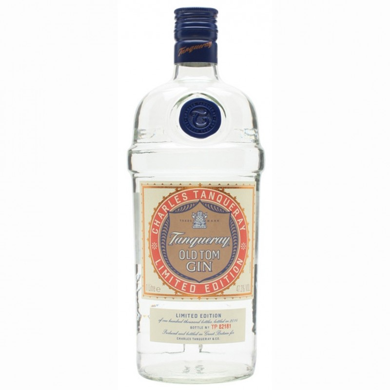 GIN TANQUERAY OLD TOM LIMITED EDITION LT.1