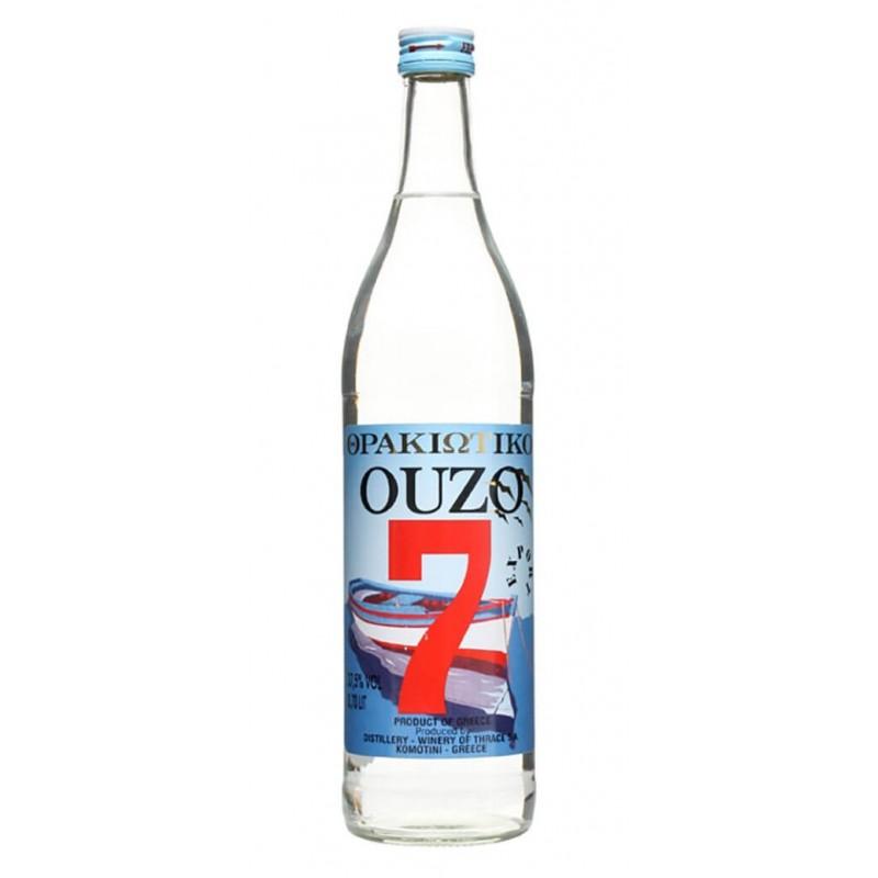 LIQUOR OUZO 7 LT.1