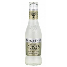 FEVER TREE GINGER BEER CL.20 X 24