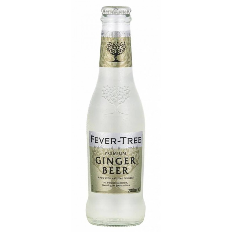 FEVER-TREE GINGER BEER, CL.20 X 24
