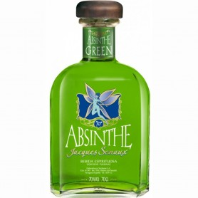 ABSINTHE JACQUES SENAUX GREEN CL.70