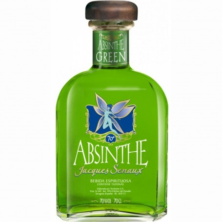 ABSINTHE JACQUES SENAUX GREEN CL.70