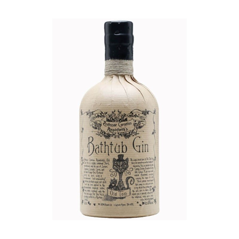 GIN BATHTUB OLD TOM CL.50