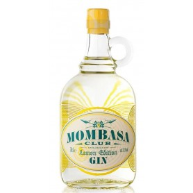 GIN MOMBASA CLUB LEMON EDITION CL.70