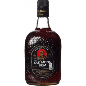 RHUM OLD MONK 7 YO CL.70