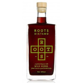 LIQUOR ROOTS DIKTAMO (HERB SPIRITS) CL.70