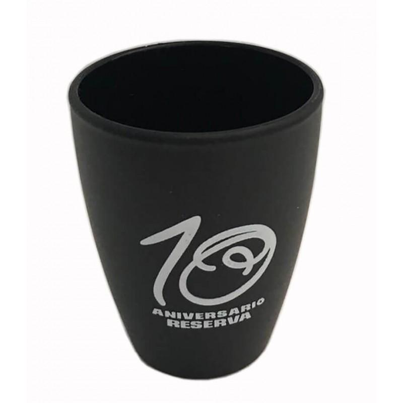 MILLONARIO RHUM GLASSES 10 SHOT CL.4 X 2 PIECES