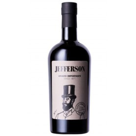 LIQUOR JEFFERSON AMARO IMPORTANT 1871