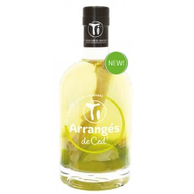 RHUM DE CED'ARRANGÉS GWAMARÉ LIME AND GINGER CL.70