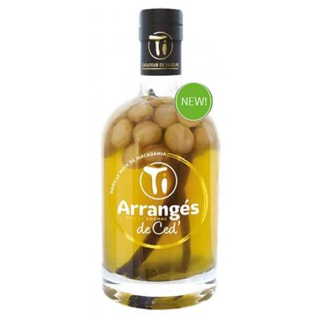RHUM DE CED'ARRANGÉS NUTS OF MACADAMIA AND VANILLA CL.70