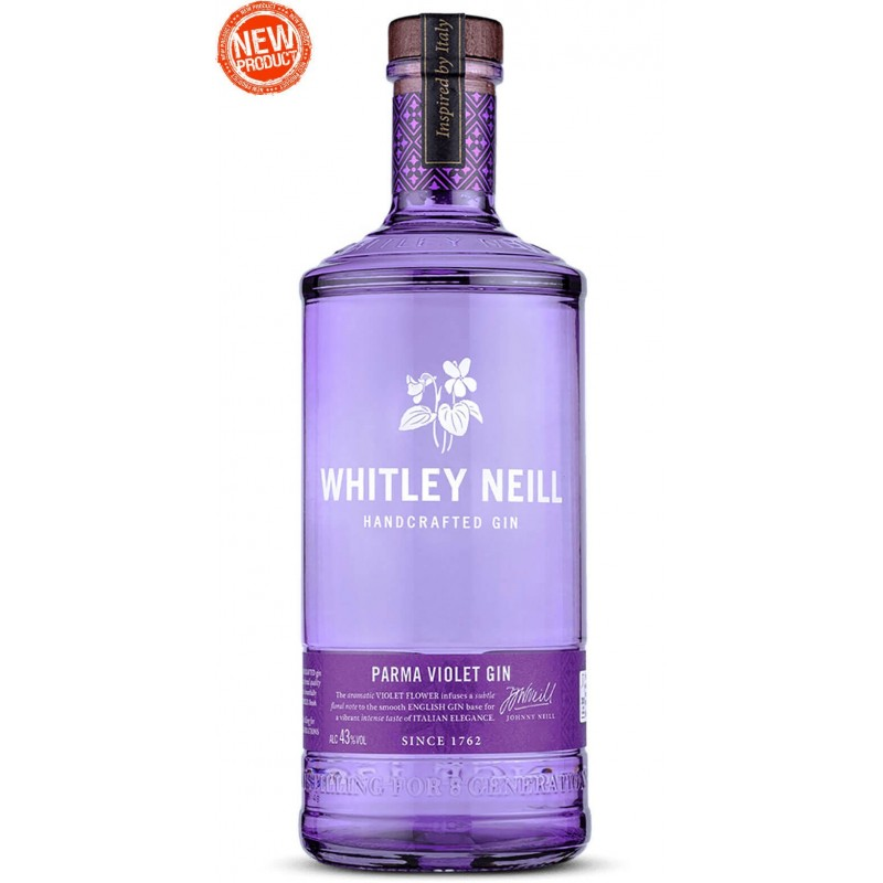 GIN WHITLEY NEIL PARMA VIOLET CL.70