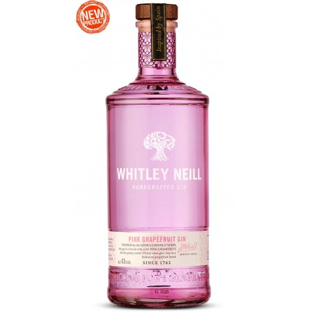 GIN WHITLEY NEIL PINK GRAPEFRUIT CL.70