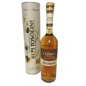 GRAPPA BEPI TOSOLINI THE WOOD BARRIQUE OAK CL.50 WITH CASH