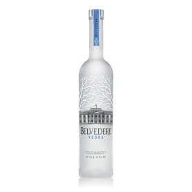 VODKA BELVEDERE LT.1,75 LIGHTING