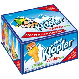 KLEINER LIQUOR KLOPFER WINTER MIX MIGNON 25 BT X 2 CL