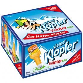 KLEINER LIQUOR KLOPFER WINTERMIX MIGNON 25 BT X 2 CL